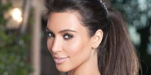 You can't deny that Kim Kardashian is always perfectly polished  - not a hair out of place, a lacklustre lash or a blemish on show, ever. With such a perfect beauty loo