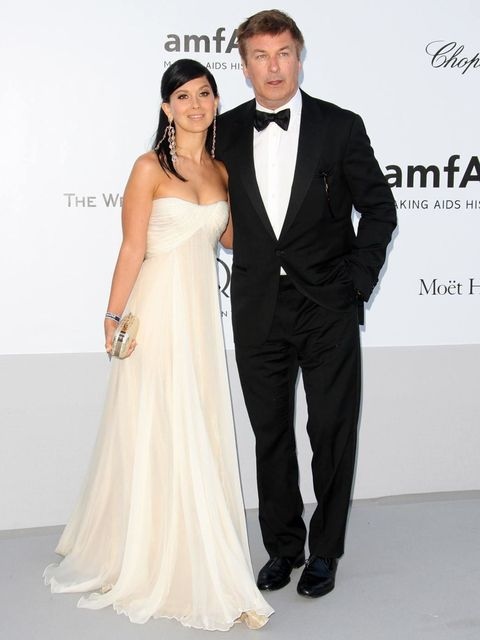 <p>Alec Baldwin at the amfAR Gala 2012 during the Cannes Film Festival 2012</p>