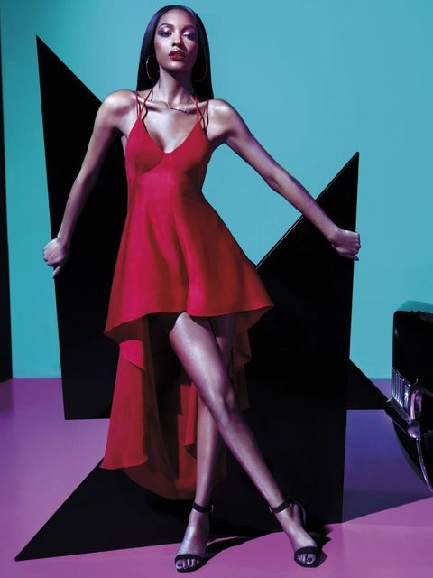 <p>Rihanna for River Island summer 2013</p>