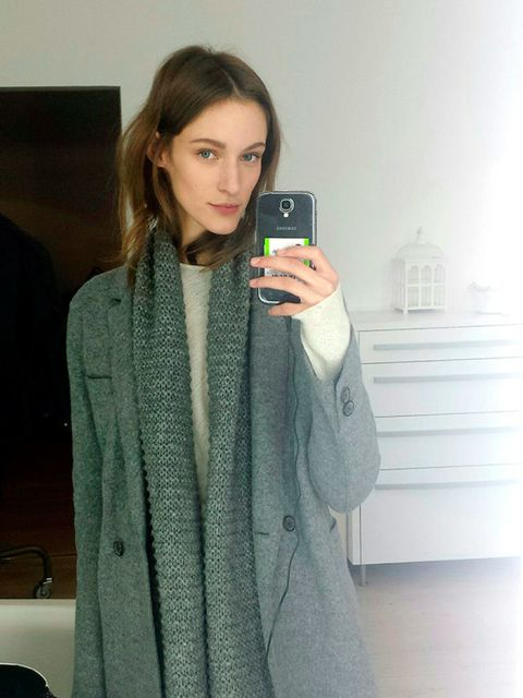 <p>Name: Franzi Mueller</p>  <p>Agency: IMG London</p>  <p>Where are you from? Berlin, Germany</p>  <p>Favourite career moment? Opening Calvin Klein</p>  <p>What's your favourite beauty secret? Biotin for nails,skin and hair</p>  <p>Favourite city to shop