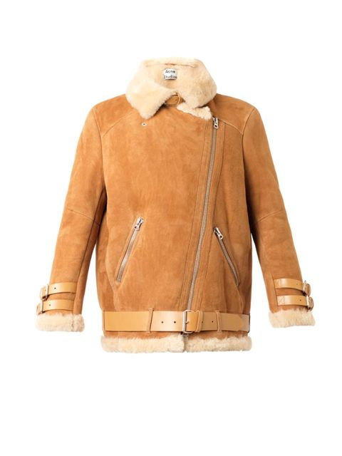 "<p>Acne shearling coat, £2,000 from <a href=""http://www.matchesfashion.com/product/200253"" target=""_blank"">Matchesfashion.com</a></p>"