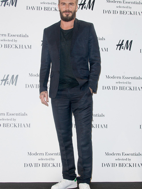 76e12a5923 David Beckham s Style File