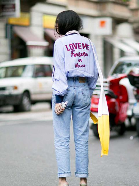 <p>THE WEEKEND JEANS</p>  <p>You know those jeans that just fit? Like, really fit? This is them. They should hug in all the right places and be a strong contender for the most comfortable thing you own.</p>