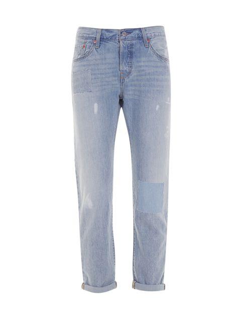"<p><a href=""http://www.levi.com/GB/en_GB/womens-jeans/p/178040036"" target=""_blank"">Levi's 501 CT jeans</a>, £105</p>"