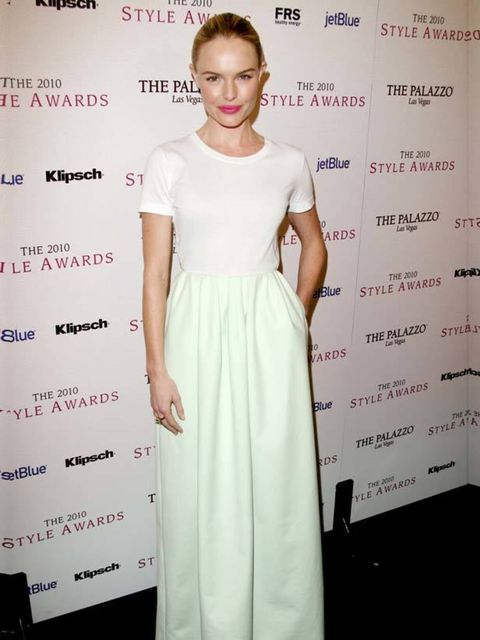 """<p><a href=""""http://www.elleuk.com/starstyle/style-files/%28section%29/kate-bosworth/%28offset%29/0/%28img%29/462392"""">Kate Bosworth</a> in <a href=""""http://www.elleuk.com/catwalk/collections/jil-sander/spring-summer-2011/review"""">Jil Sander</a> at the 2010 H"""
