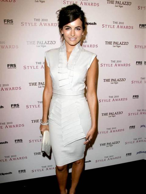 """<p><a href=""""http://www.elleuk.com/starstyle/style-files/%28section%29/camilla-belle"""">Camilla Belle</a> wearing Kimberly Ovitz at the 2010 Hollywood Style Awards in America, 12 December 2010</p>"""