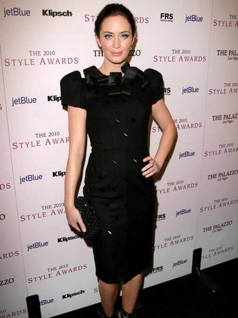 """<p><a href=""""http://www.elleuk.com/starstyle/style-files/%28section%29/emily-blunt"""">Emily Blunt</a> in <a href=""""http://www.elleuk.com/catwalk/collections/roksanda-ilincic/"""">Roksanda Ilincic</a>  at the 2010 Hollywood Style Awards in America, 12 December 20"""