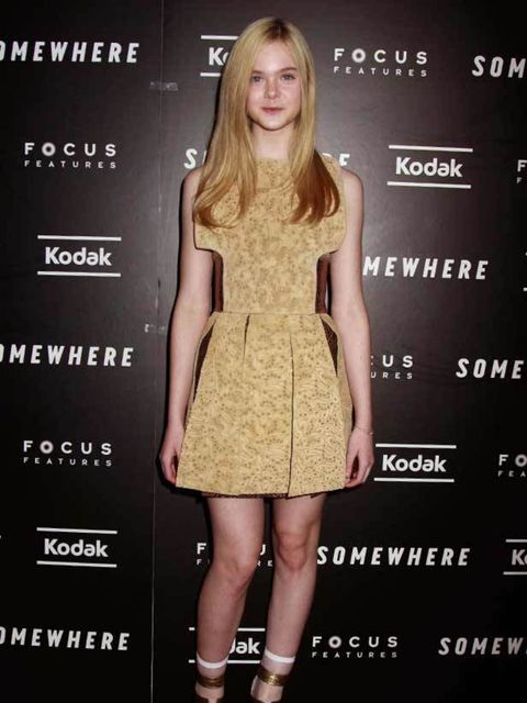 "<p>Elle Fanning in <a href=""http://www.elleuk.com/catwalk/collections/rodarte/autumn-winter-2010"">Rodarte</a> at a 'Somewhere' special film screening in New York 12 December 2010</p>"