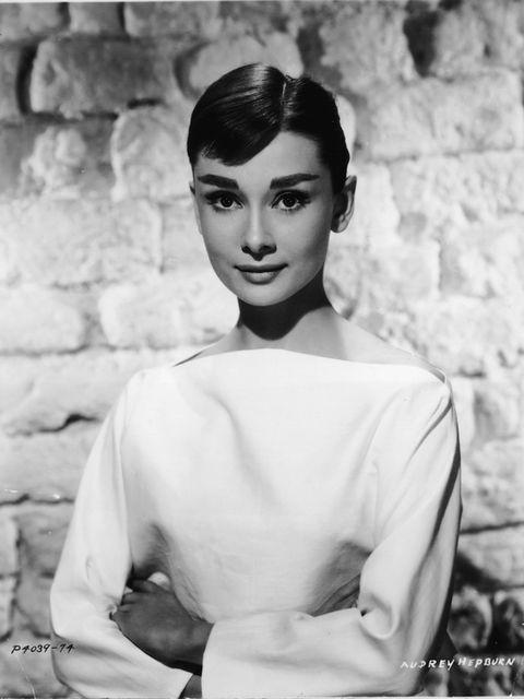 <p>Hepburn in 1955</p>