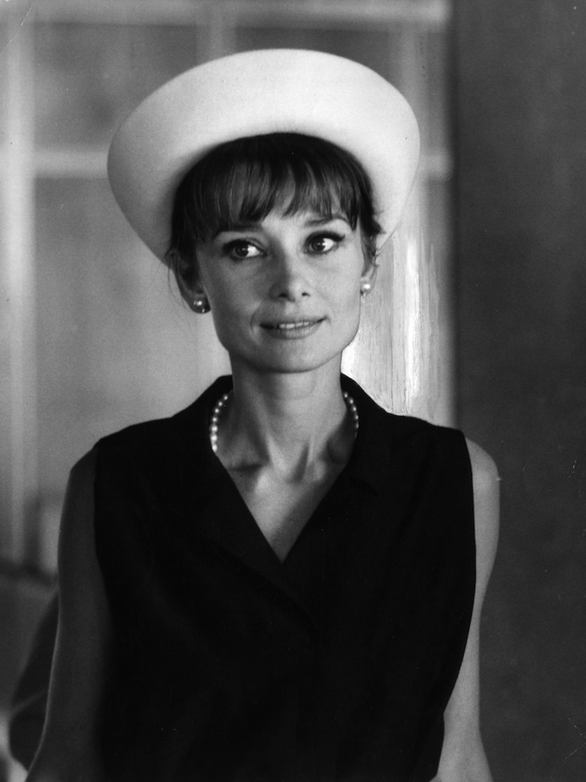 an icon in pictures audrey hepburn