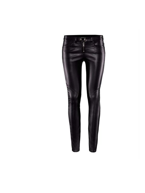 "<p>H&amp&#x3B;M Black Imitation Leather Trousers, £24.99</p><p><a href=""http://www.hm.com/gb/product/03178?article=03178-B"">BUY NOW</a></p>"