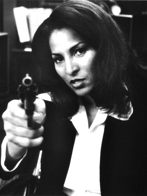 "<p>Pam Grier</p>  <p>""I vote for JACKIE BOND aka Pam Grier. The original gun-toting, ass-kicking, nubian QUEEN.""</p>  <p>Sunil Makan - Picture Editor: Multimedia</p>"
