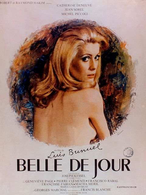 """<p><strong>Belle De Jour</strong></p><p>While criticised by feminists, this stylish French drama sees Catherine Deneuve talk to other women both in and out of the brothel.</p><p>SCORE: 3/3</p><p><a href=""""https://itunes.apple.com/gb/app/elle-magazine-uk/id"""