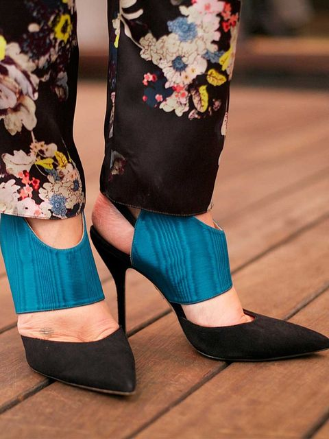 "<p>Erdem playsuit, Nicholas Kirkwood shoes. </p><p><a href=""http://www.elleuk.com/style/what-elle-wears/what-elle-wears-to-london-fashion-week-spring-summer-20143""></a></p><p><em><a href=""http://www.elleuk.com/catwalk"">Latest from the London catwalk</a> <"