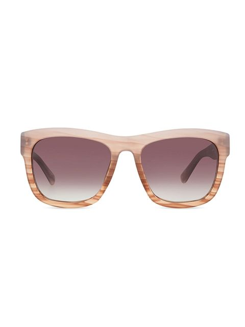 "<p>3.1 Phillip Lim, £155 available at <a href=""http://www.selfridges.com/en/3-1-phillip-lim-frosted-sandstorm-acetate-sunglass-pl6c3sun_604-10128-PL6C3SUN/?previewAttribute=Frosted+sandstorm"">selfridges.com</a></p>"