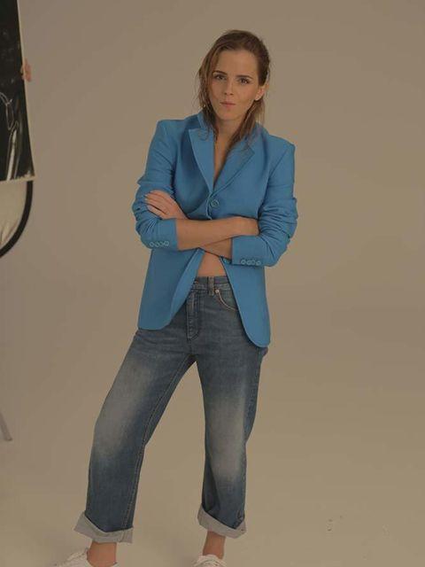 Watson barefoot emma Emma Watson