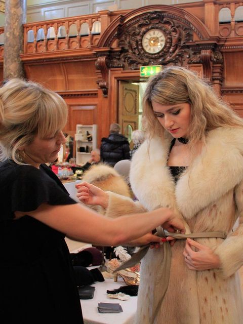 <p><strong>FASHION: FROCK ME! VINTAGE FASHION FAIR </strong></p>  <p>Celebrating their 10th year on the King's Road this Saturday, they're back with stalls overflowing with vintage clothing and bits that you don't want, you need.</p>  <p>Featuring brands