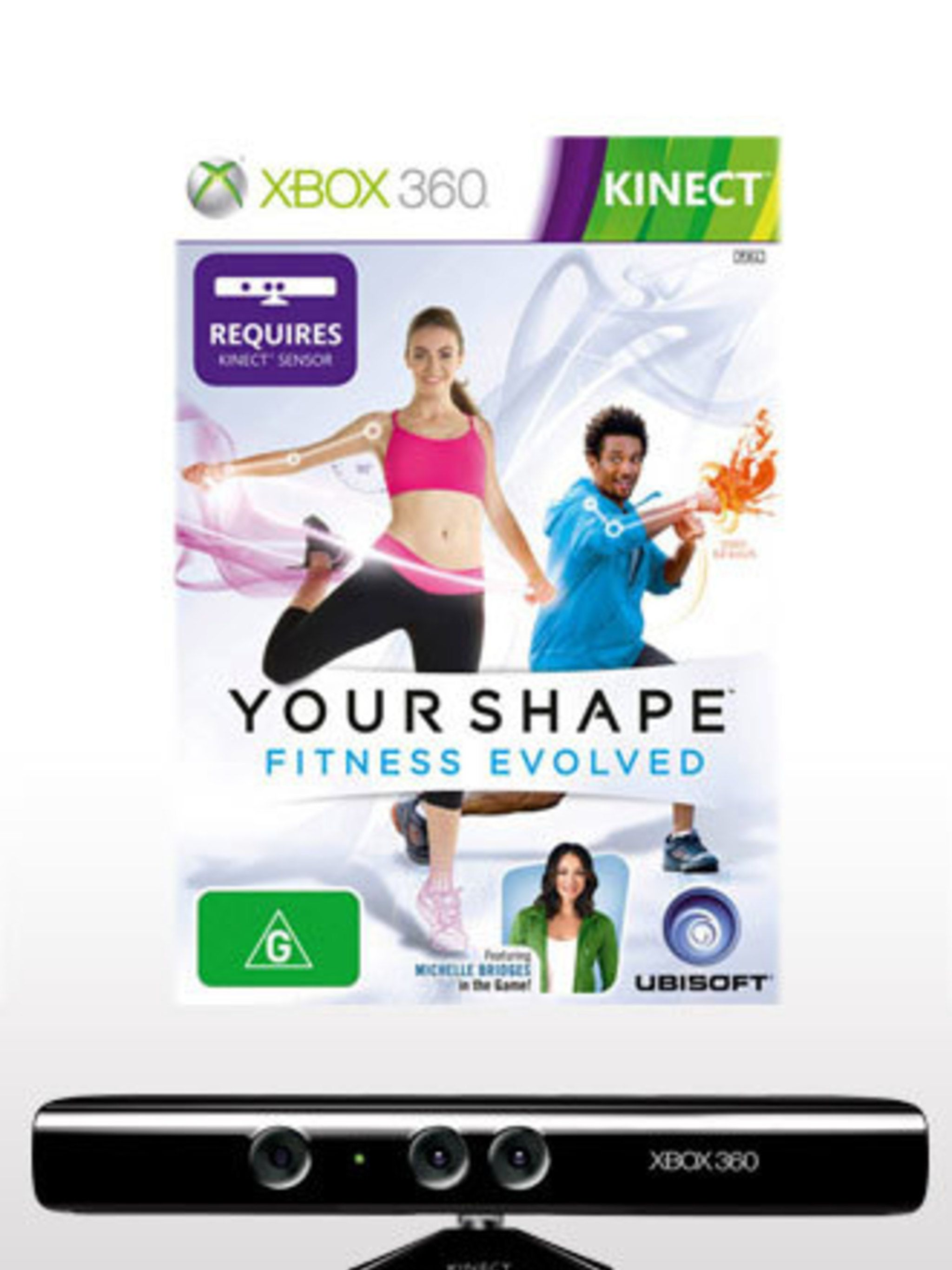 <p>If your boyfriend has an Xbox and you can tear him away from playing Call of Duty, the Kinect with Your Shape Fitness Evolved is well worth investing in.The Kinect tracks 50,000 points on your body so as you are working out the Xbox can feedback on any