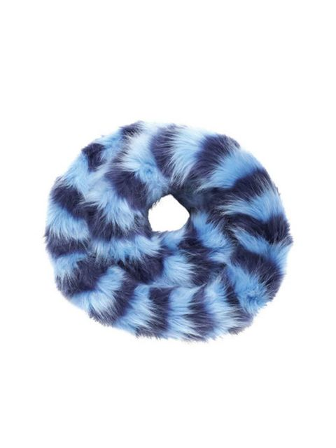 "<p><a href=""http://www.charlottesimone.com/product/violet-pale-blue-fruitloop/"" target=""_blank"">Charlotte Simone</a> snood, £155</p>"