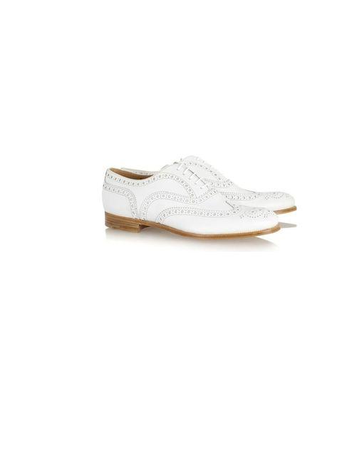 "<p><a href=""http://www.church-footwear.com/"">Church's</a> brogues, £210</p>"