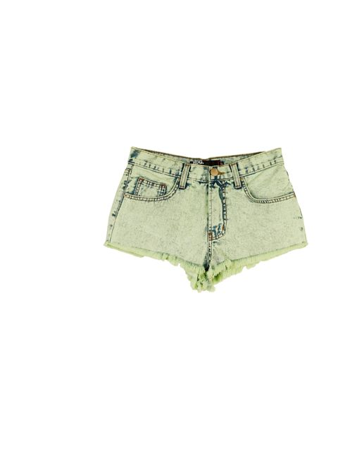 """<p>BDG bleached denim shorts, £40, at Urban Outfitters</p><p><a href=""""http://shopping.elleuk.com/browse?fts=BDG+shorts"""">BUY NOW</a></p>"""