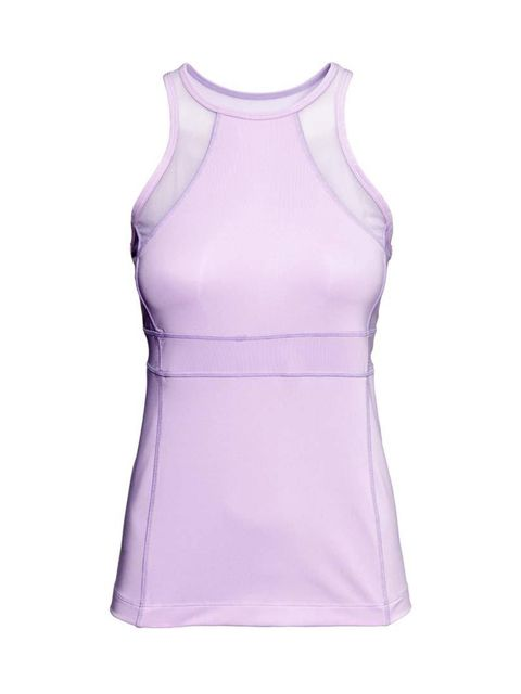"""<p>The latest addition to Market & Retail Editor Harriet Stewart's very stylish workout wardrobe. </p>  <p><a href=""""http://www.hm.com/gb/product/88703?article=88703-A"""" target=""""_blank"""">H&M</a> top, £12.99</p>"""