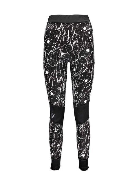 "<p>If Jackson Pollock made leggings... as worn by Sub-Editor Claire Sibbick.</p>  <p><a href=""http://www.boohoo.com/boohoo-fit/tamara-splatter-print-sports-leggings/invt/azz13166"" target=""_blank"">Boohoo</a> leggings, £14</p>"