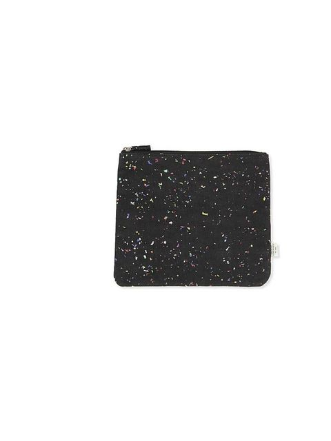 "<p>This confetti-print pouch is festive without being OTT - and will still be wearable in the new year!</p><p>Opening Ceremony clutch, £32 at <a href=""http://www.selfridges.com/en/Womenswear/Categories/NEW-IN/Accessories/Large-confetti-pouch-bag_236-20005"