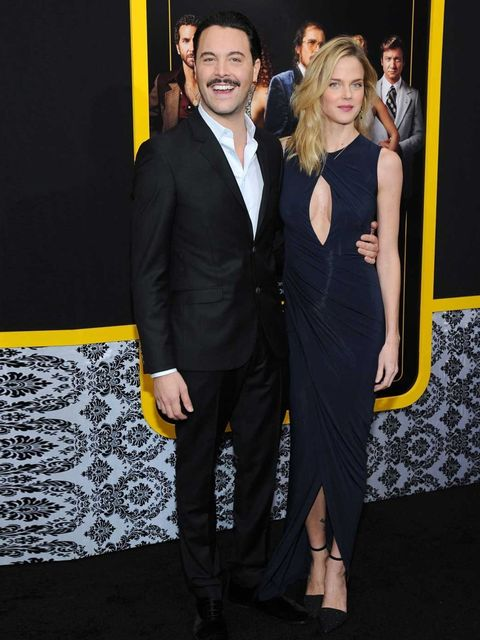 "<p>Jack Huston and his model girlfriend Shannon Click welcomed their first child - the divinely monikered Sage Lavinia - into the world in April.</p><p><a href=""http://www.elleuk.com/star-style/celebrity-fashion-trends/pop-culture-moments-2013-miley-cyrus"