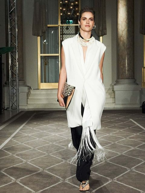 "<p><a href=""http://www.bymalenebirger.com"">By Malene Birger</a></p><p>The most recognized of the Danish fash-pack, By Malene Birger, put on the event of the week with a sit-down dinner-come-show at the Hotel D'Anglaterre. Malene, the doyenne of laid-back"