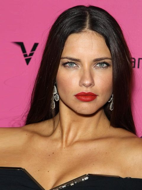 <p>'Follow your dreams and believe in yourself. Don't ever let anybody put you down. Lastly, don't ever be afraid to take risks and make mistakes. That's how you learn!'Adriana Lima</p>