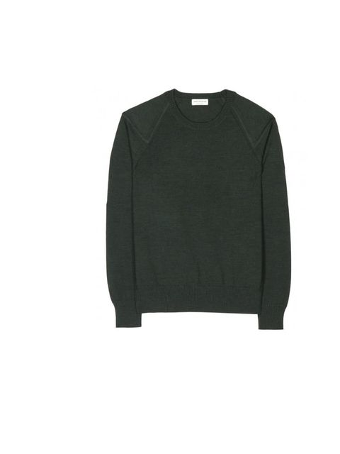 "<p>Dries Van Noten ribbed jumper, £268, at <a href=""http://www.mytheresa.com/uk_en/mien-wool-pullover.html"">mytheresa.com</a></p>"