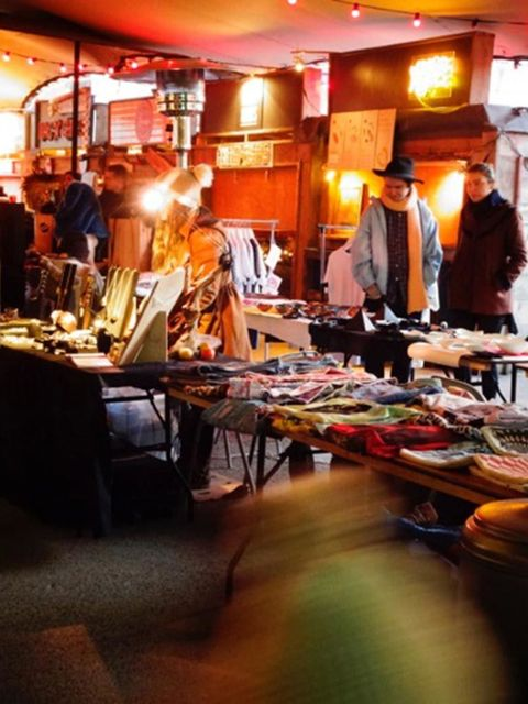 <p>SHOPPING: Shoreditch Christmas Market and Winter Gathering</p>  <p>Still got shopping to do? Well, you COULD come to this bringing together of all things upcycled and vintage, treat your loved ones to affordable artworks, handmade textiles, hip homewar