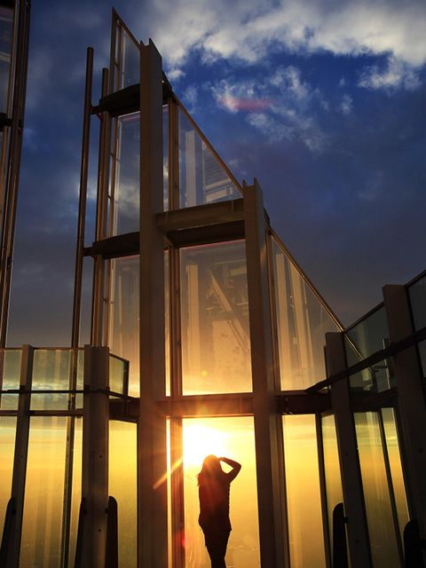 <p>POP-UP: The Height of Winter</p>  <p>Take a team of mad scientists, put them at the top of The Shard and chuck in a whole lotta lurve. And what do you get? This, the latest art-meets-food spectacle from Bompas & Parr. Turning floor 72 into an immersive