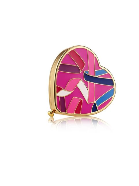 "<p><a href=""http://www.esteelauder.co.uk/product/8238/23122/Product-Catalog/Makeup/More-Ways-to-Shop/Sets-Gifts/Evelyn-Lauder-Dream-Compact/index.tmpl"">Estée Lauder</a> Dream Compact, £55 with 100% donation to <a href=""http://www.bcrfcure.org/"">The Breast"