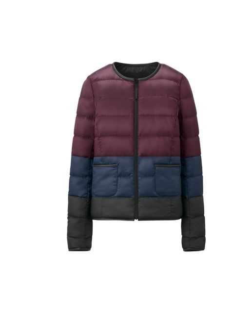 """<p>The puffa jacket? You bet. It was the catwalk trend that took us all by surprise and thanks to Uniqlo you can get in on the action with a high street price tag… <a href=""""http://shop.uniqlo.com/uk/goods/075003"""">Uniqlo</a> quilted down jacket, £89.90</p>"""
