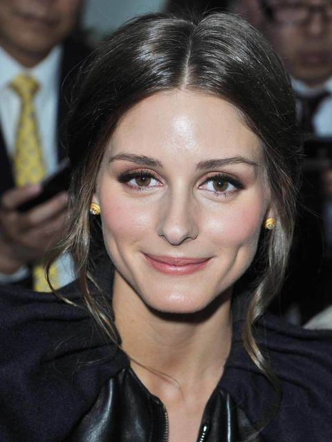 """<p><strong>Olivia Palermo</strong></p><p>Does <a href=""""http://www.elleuk.com/star-style/special-features/olivia-palermo-s-lfw-style"""">Olivia Palermo</a> ever get it wrong? Front row at <a href=""""http://www.elleuk.com/catwalk/designer-a-z/christian-dior/spri"""
