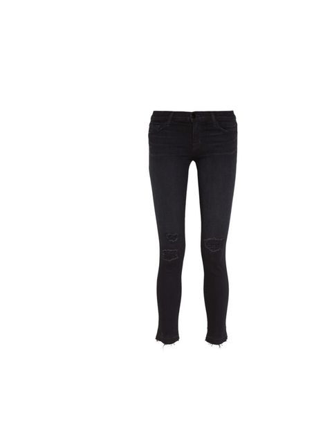 "<p>Faded, shredded and cropped, what's not to love about J Brand's 811 jeans, £255, at <a href=""http://www.net-a-porter.com/product/380700"">Net-a-Porter</a></p>"