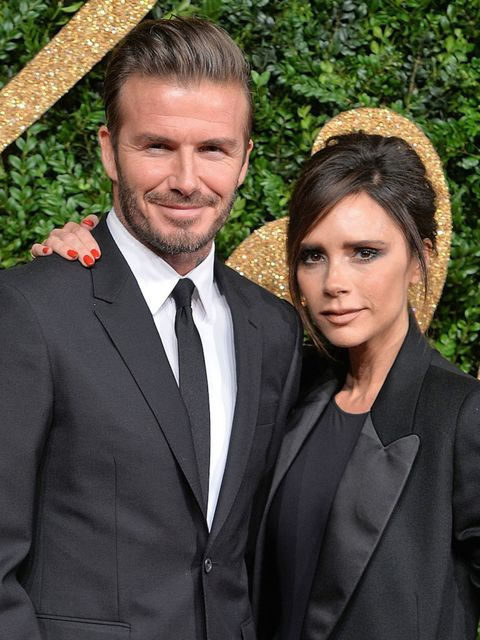 <p><strong>David and Victoria Beckham </strong></p>