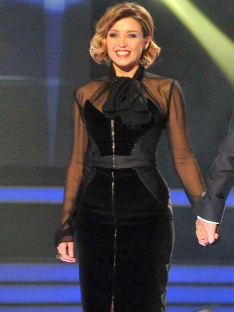 "<p><a href=""http://www.elleuk.com/Search-Results?cx=007674681116717002309%3Asbbxt5zeani&amp&#x3B;cof=FORID%3A11&amp&#x3B;ie=UTF-8&amp&#x3B;q=dannii+minogue"">Dannii Minogue </a>wearing <a href=""http://www.elleuk.com/find?cx=007674681116717002309%3Asbbxt5zeani&amp&#x3B;cof=FOR"