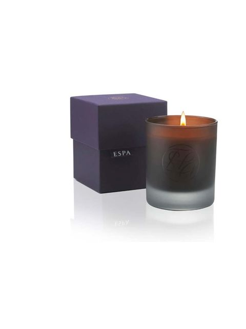"<p><a href=""http://www.liberty.co.uk/fcp/product/Liberty/BEAUTY/Restore-Candle/82329"">ESPA</a> Restore Candle, was £28 now £19.50</p>"