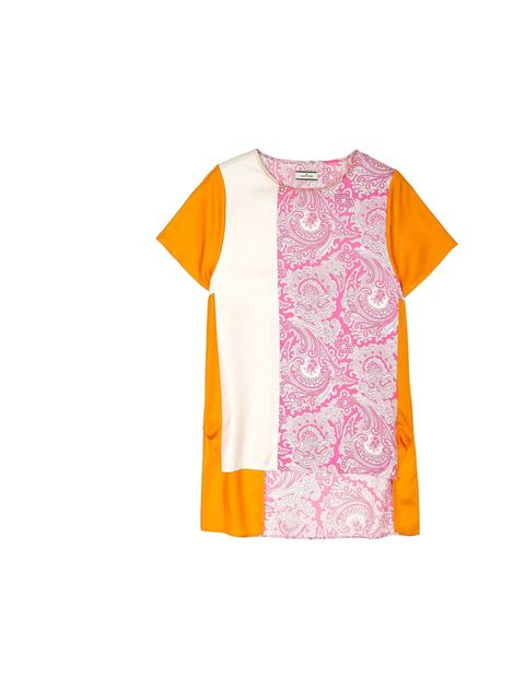 """<p>Whether you're jetting off for some late winter sun or simply looking for an exotic splash of colour to layer under knits, By Malene Birger is where to head... By Malene Birger paisley silk top, £189, at My-Wardrobe</p><p><a href=""""http://shopping.elleu"""