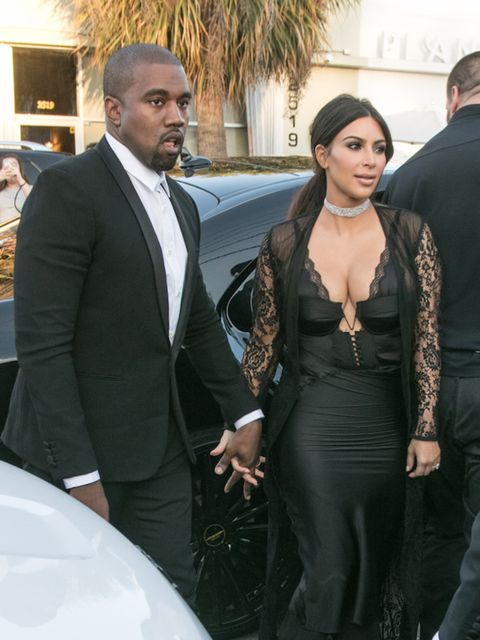 <p><strong>Kim Kardashian </strong></p>  <p>Kim Kardashian and Kanye West are no strangers to lavish gifts, but Kanye's most recent push present to Kim may be his most extravagant yet. After giving birth to Saint, Kanye gifted Kim with a $1 million