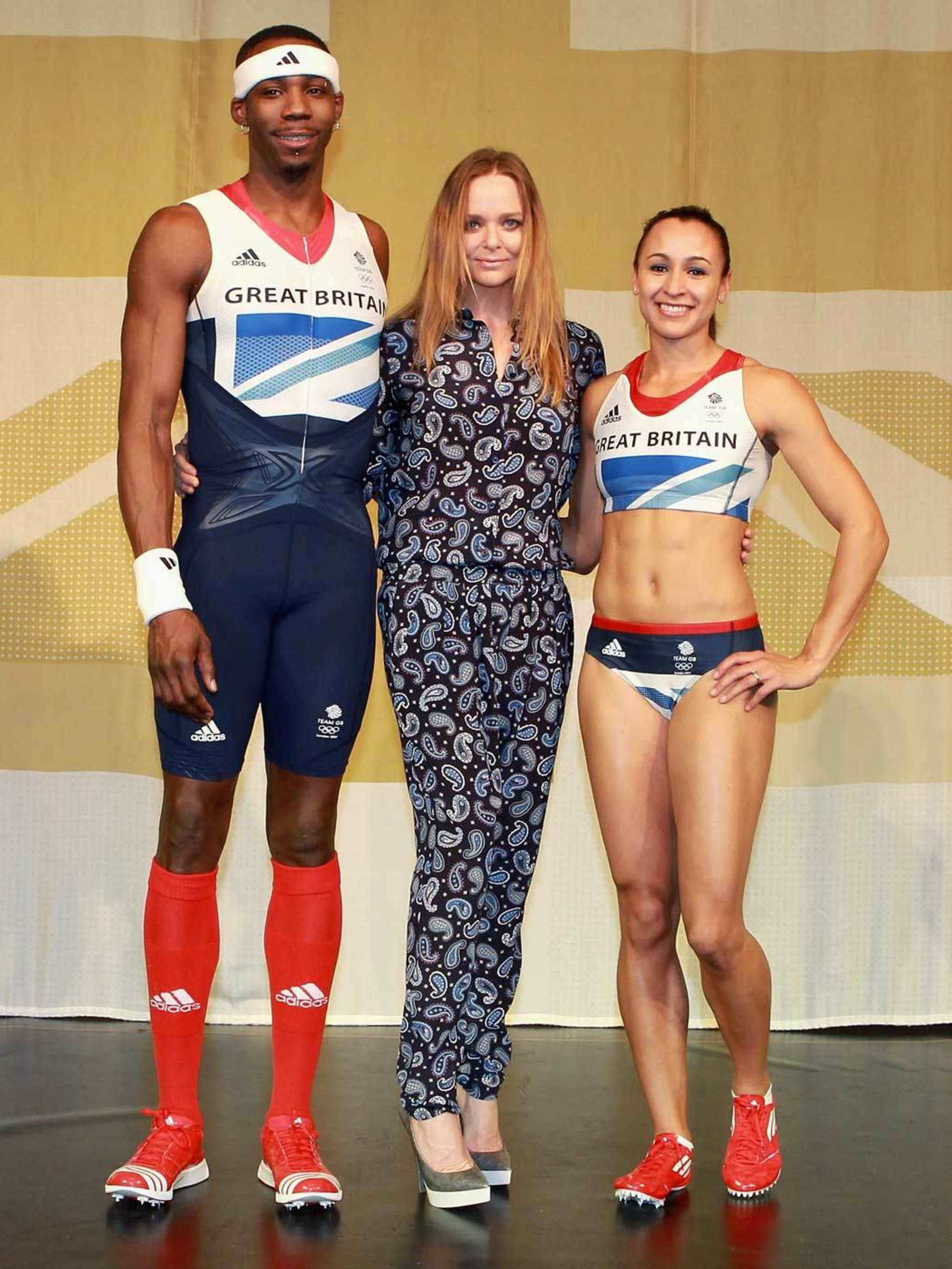 7c7a7d7ec90ff Stella McCartney on the made-in-China Olympic debate