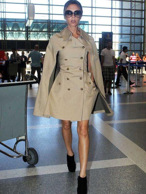 <p>Victoria Beckham at LAX</p>
