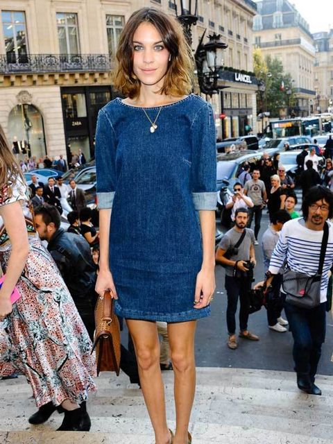 "<p>It's practically impossible to find a pic of <a href=""http://www.elleuk.com/starstyle/style-files/(section)/alexa-chung"">Alexa</a> looking anything but stylish. So while there's been wardrobe hit after hit this year, this <a href=""http://www.elleuk.com"