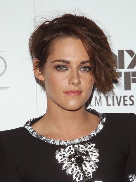 "<p><a href=""http://www.elleuk.com/fashion/celebrity-style/kristen-stewart-style-file"">Kristen Stewart</a></p>  <p>On people who say they aren't feminists: 'That's such a strange thing to say, isn't it? Like, what do you mean? Do you not believe in equalit"