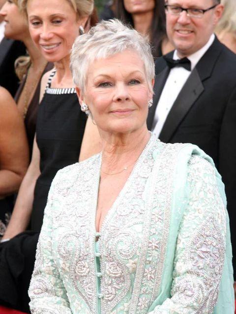 <p>Judy Dench</p>
