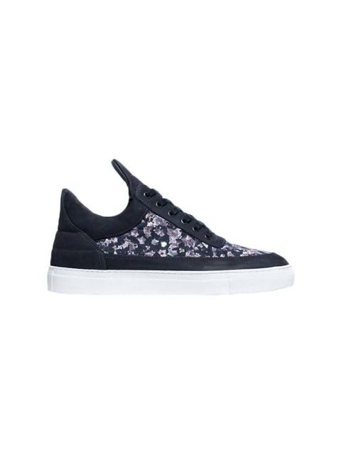 """<p>Accessories Editor Donna Wallace has these printed trainers in her sights.</p><p></p><p><a href=""""https://www.fillingpieces.com/all-models/low-top-liberty-london-navy"""" target=""""_blank"""">Filling Pieces</a> trainers, £135</p>"""