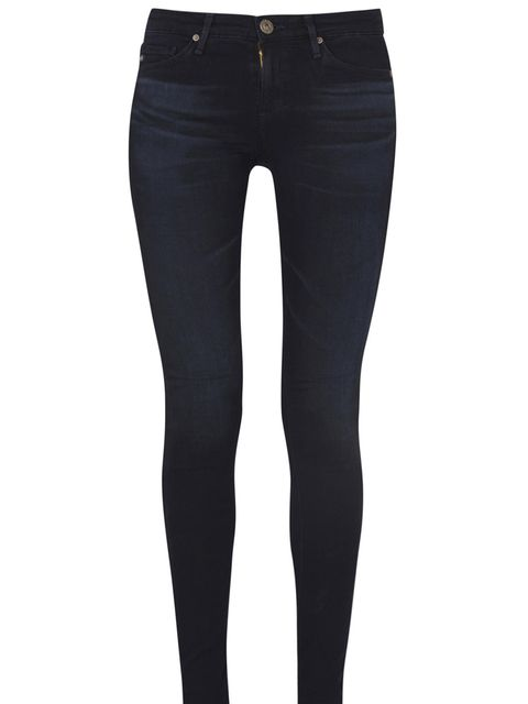 "<p>AG is fast becoming the new cult denim brand. It&#39;s perfected this everyday jean which is ultra-stretchy providing the perfect fit. Make sure you keep an eye out for the &#39;<a href=""http://www.elleuk.com/fashion/news/alexa-chung-designs-for-ag-den"